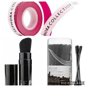 NWT Sephora Makeup Tools Bundle Discontinued